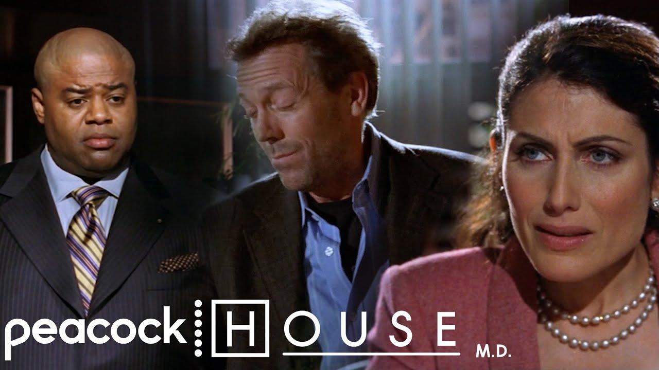 What Happens When You Make House Wear A Doctors Coat?   House M.D.