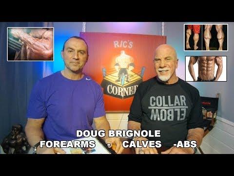 Doug Brignole FOREARMS, CALVES & ABS Development