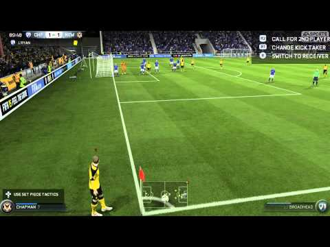 FIFA 15 Career - Day 86 - Bad Bad LeTroy Brown