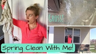 Spring Clean With Me! | My 2017 Spring Cleaning Routine