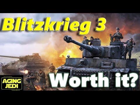 Blitzkrieg 3 Review - World War 2 RTS - PC
