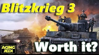 Blitzkrieg 3 Review - World War 2 RTS - PC