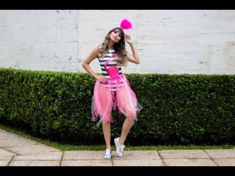 Diy Fantasia Flamingo Youtube