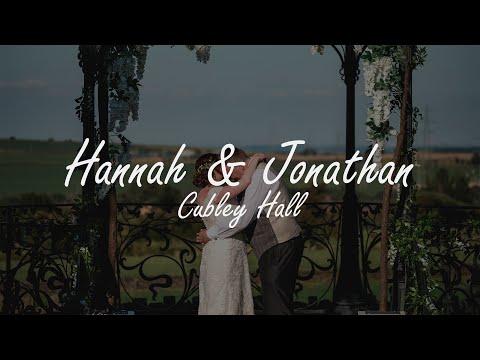 Hannah & Jonathan Wright - Cubley Hall Sheffield Wedding Film