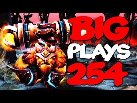 Dota 2 - Big Plays Moments - Ep. 254 thumbnail