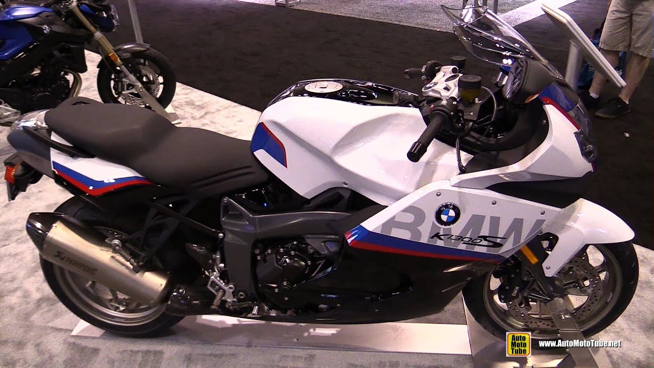 2016 bmw k1300s walkaround 2015 aimexpo orlando youtube. Black Bedroom Furniture Sets. Home Design Ideas