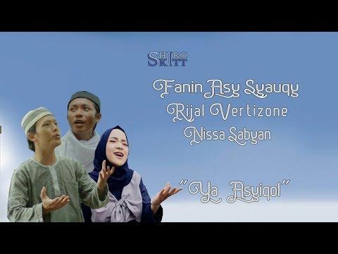 Duet Maut - Kolaborasi Nissa Sabyan Feat. Fanin & Rijal VertiZone | Ya Asyiqol Musthofa
