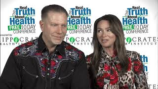 Ty & Charlene Bollinger - The Truth about Cancer: What you Need to Know about Cancer - Offstage