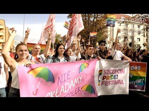 Marsz Równości - Szczecin 2018 [relacja]