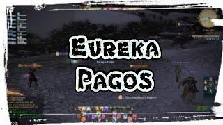 FINAL FANTASY XIV Eureka Pagos The Snow Queen Fate/Boss Fight