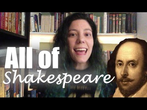 All of Shakespeare in 5 Minutes