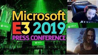 UberHaxorNova Reacts to Microsoft Xbox E3 2019