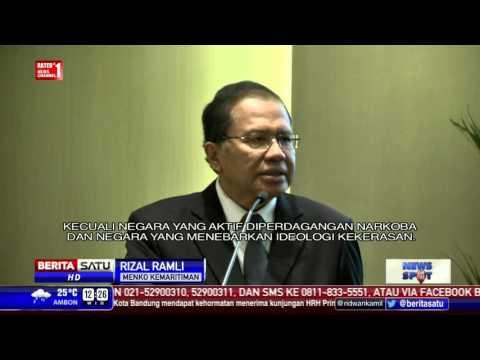 Indonesia-Belgia Adakan Maritime Summit