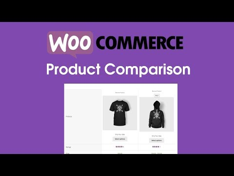 How to add Product Comparison in WooCommerce. thumbnail