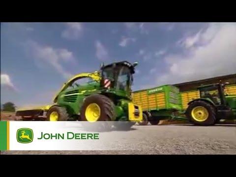 Trince Semoventi John Deere