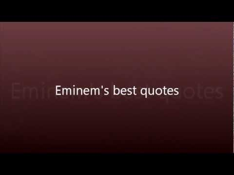 eminems best quotes