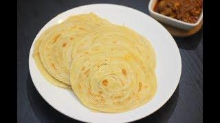 ഗോതമ്പും മൈദയും ചേർത്ത് അടിപൊളി പറോട്ട ||Easy Kerala Parotta Recipe||Anu