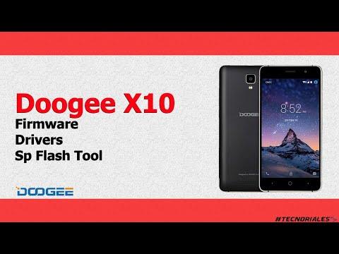 Firmware Doogee X10