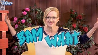 Liv and Maddie - BAM WHAT! Mash Up Song! - Disney Channel UK HD