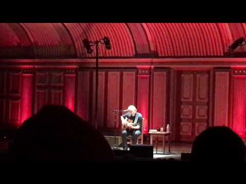 Trey Anastasio - The Wedge - Acoustic - 3/10/17 - Troy Savings Bank Music Hall - New York