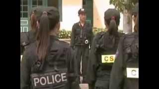 Phóng sự : Nữ cảnh sát đặc nhiệm - K20 [ANTV]
