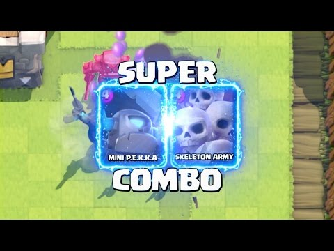 Thumbnail: Clash Royale: Fun Size Warriors