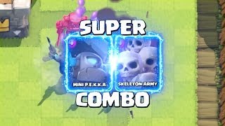 Clash Royale: Fun Size Warriors
