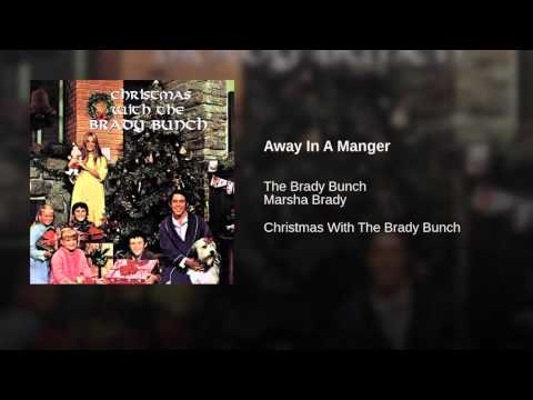 Away In A Manger    The Brady Bunch