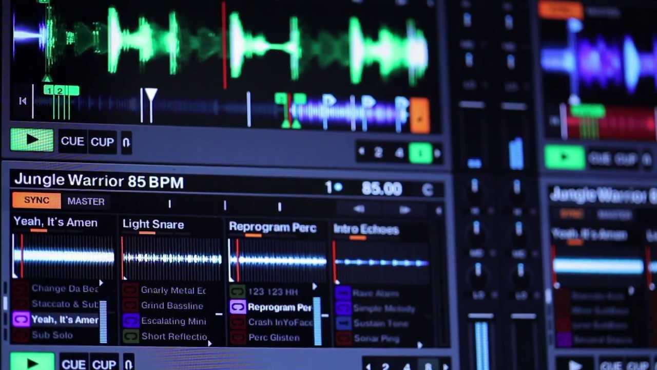 Native Instruments Traktor Kontrol Z1 DJ Mixers
