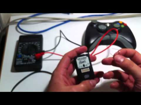 Xbox 360 Controller Battery Pack Quick Fix (including play and charge kit)