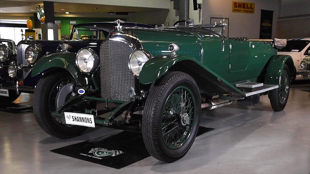 1925 Bentley 3-4½ Litre Open Tourer - 2018 Shannons Sydney Spring Classic Auction