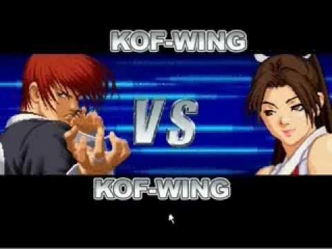 KOF WING 1.4