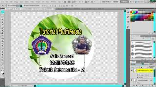 tutorial membuat cover dvd menggunakan adobe photoshop