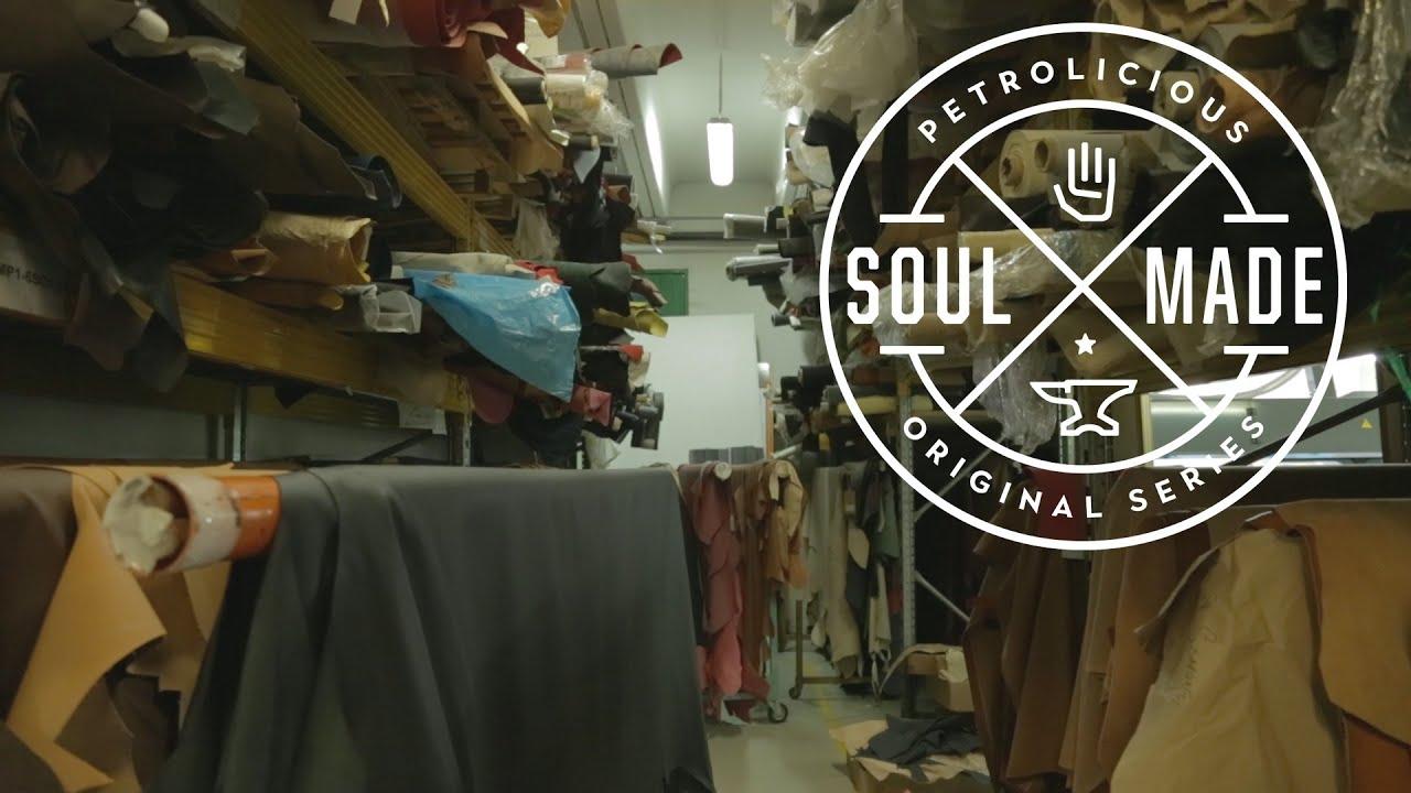 Soul Made: Schedoni Custom Leather Luggage