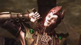 Mortal Kombat X: Jason and Shinnok Swap Fatalities,Brutalities,Intros and Outros