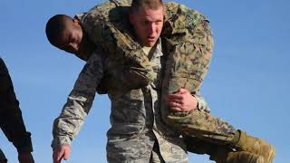 Air Force vs Marines Fitness Test