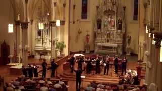 2014 BV Chamber Brass: O Magnum Mysterium