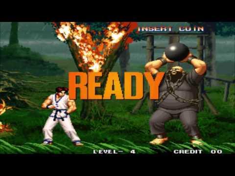 The King Of Fighters '95 - Korea Team Historia Completa ESPAÑOL