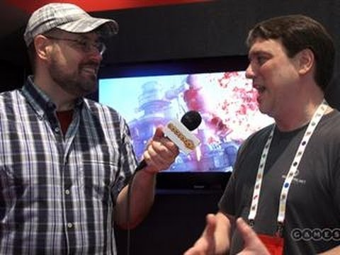 Catching up with Chris Taylor - GDC Interview