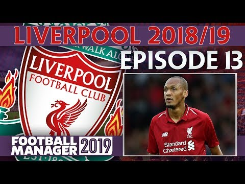 LIVERPOOL | PART 13 | UNLUCKY FOR SOME | FOOTBALL MANAGER 2019