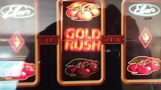 Elvis Gold Rush Fruit Machine