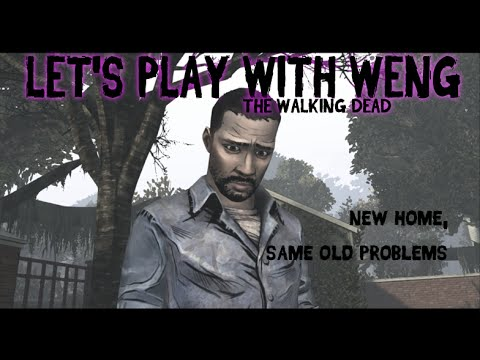The Walking Dead | E16 | New Home, Same Old  Problems