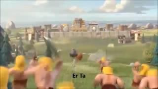 Clash Of Clans Hikayesi Türkçe Alt Yazılı #1
