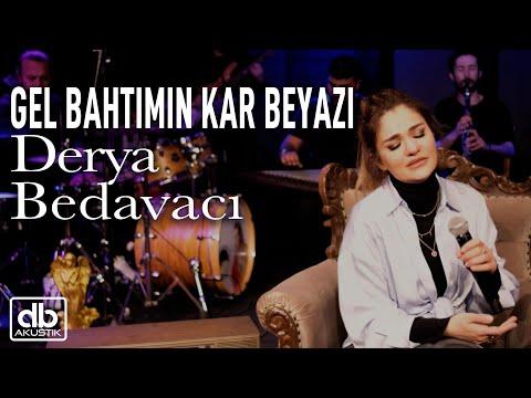 Derya Bedavacı - Gel Bahtımın Kar Beyazı Akustik (Müslüm Gürses Cover)