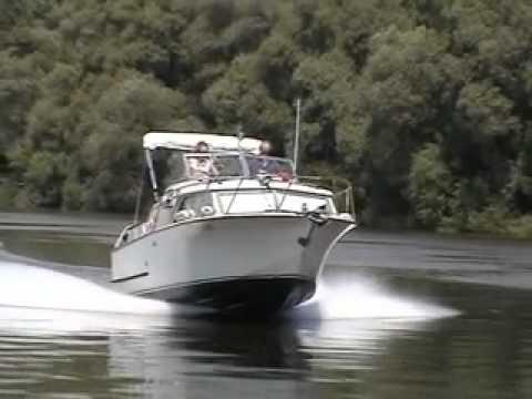 27977 >> Coronet V24 boating - YouTube