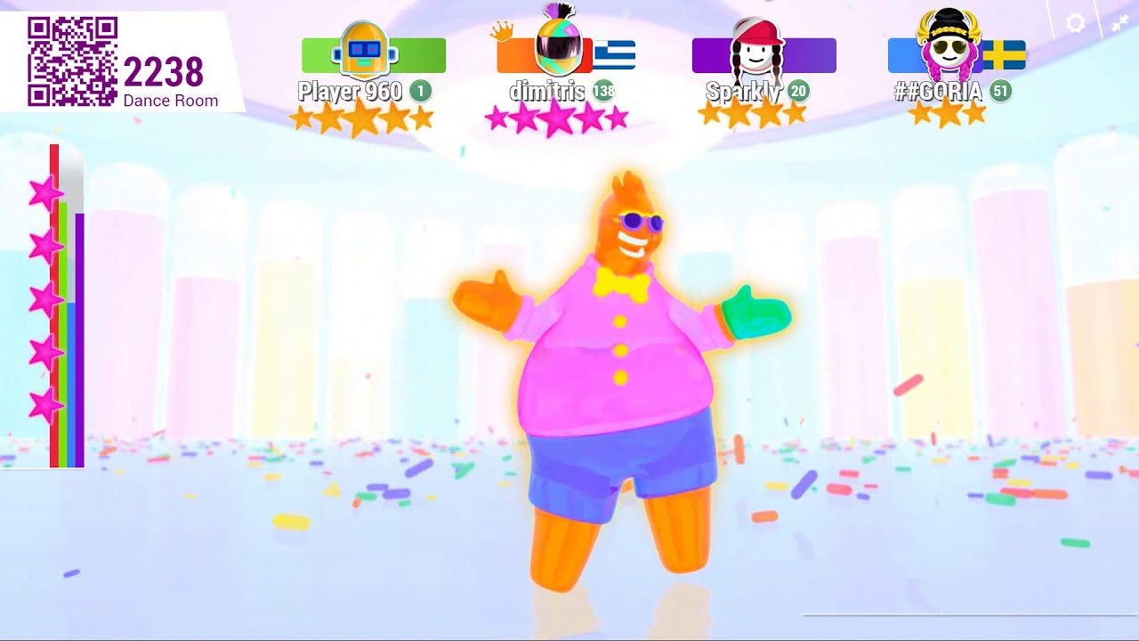 Download just dance now Shaky Shaky