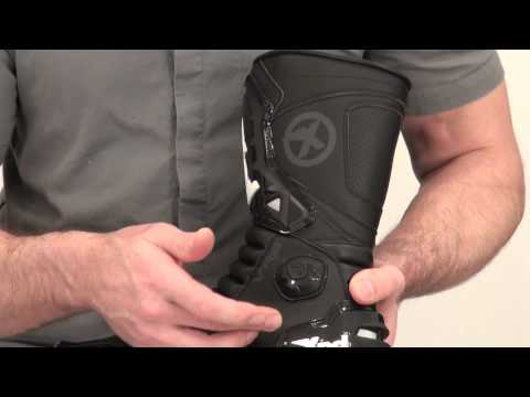 Spidi XPD VR6 Boot Review from SportbikeTrackGear.com