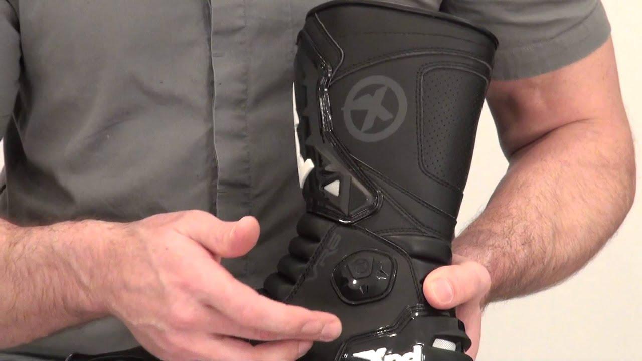 674ac5310e9f6b Spidi XPD VR6 Boot Review from SportbikeTrackGear.com - YouTube