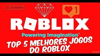 TOP 5 best Roblox Games