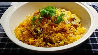 Mutton Briyani Rice